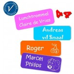 Small 'HEMA Lunchbox' Name Labels 44 pcs