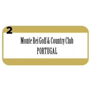 Luxe golfclub shaft labels -type 2 wit-