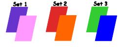 LABEL&CO Colorset funny labels