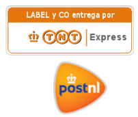 LABEL&CO entrega por Holanda PostNL