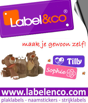 Ouders van Nu - Sanoma - Label en Co Labels en Stickers