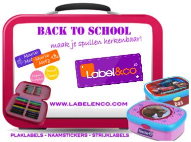 Label & Co en Groter Groeien