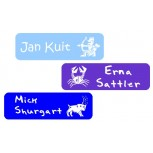 Jungle Constellation Name Labels 30 pcs